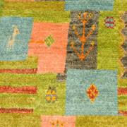 ギャッベの絨毯
